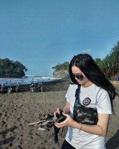 Foto Pantai Madasari – IG 4