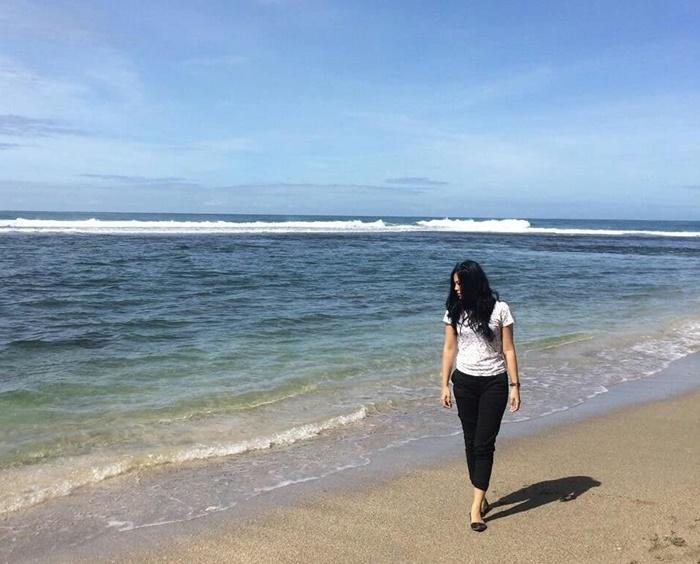 Pantai Sindangkerta - igmegarahma92