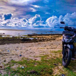Pantai Ujung Genteng – IG 1