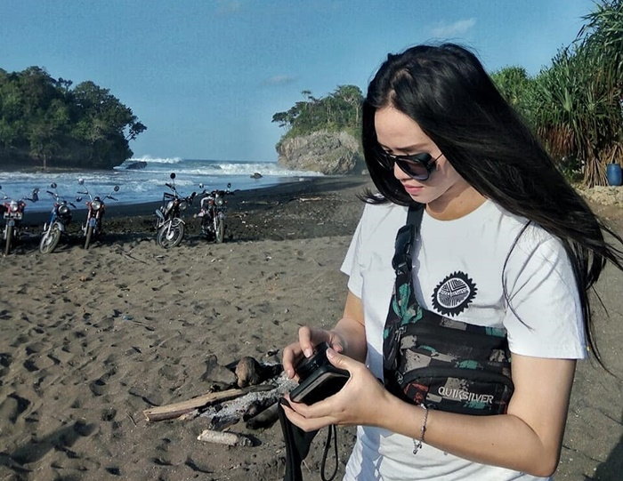 Pantai madasari - IGratnajuh