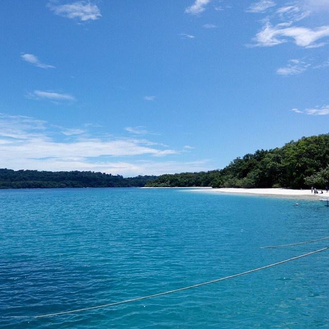 Pantai pulau peucang-IGzulmye