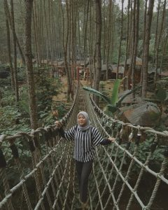 Wisata Kampung Ciherang – IG 1