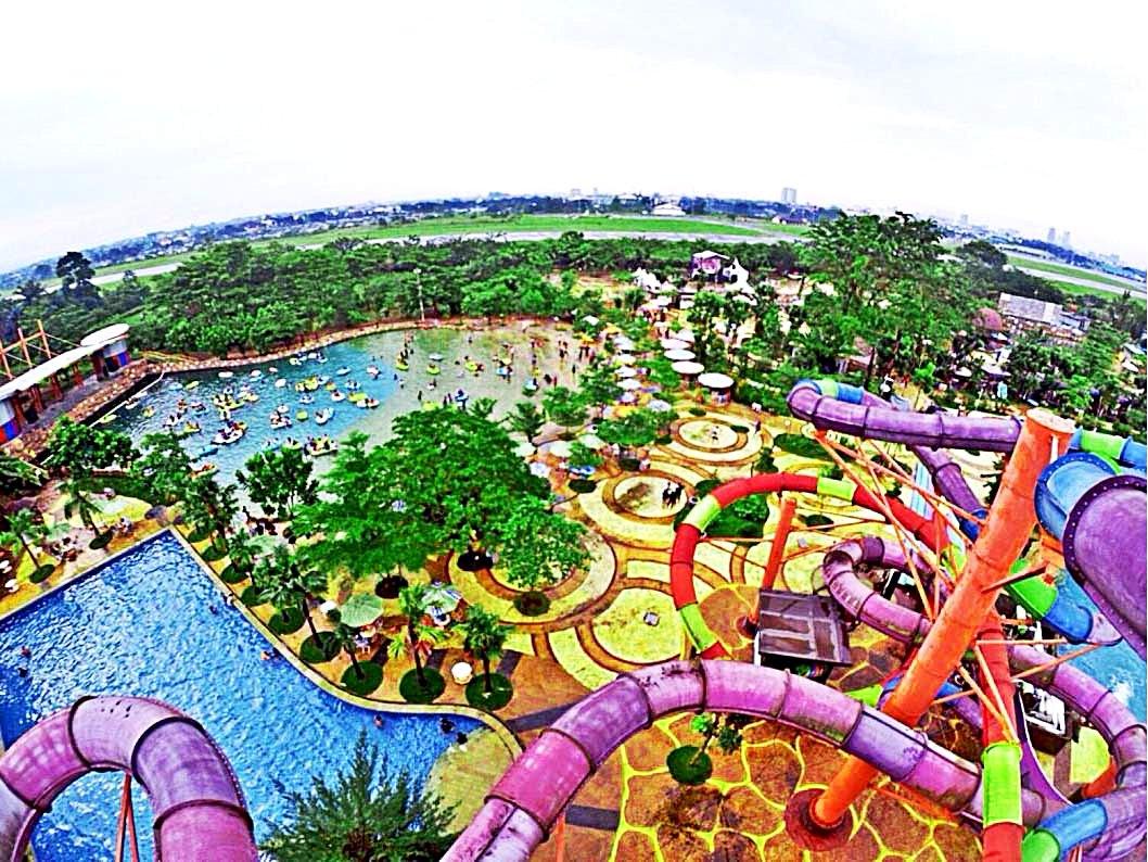 Wonders Water World Medan