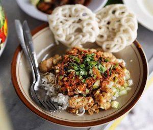 Resep Membuat Nasi Lengko Khas Cirebon
