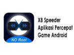 X8 Speeder Aplikasi Percepat Game Android